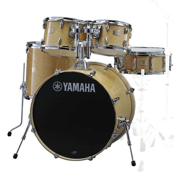 YAMAHA SBP2F5 NWナチュラルウッド ヤマハ ステージカスタム 5点シェルキット 22BDセット【YRK】