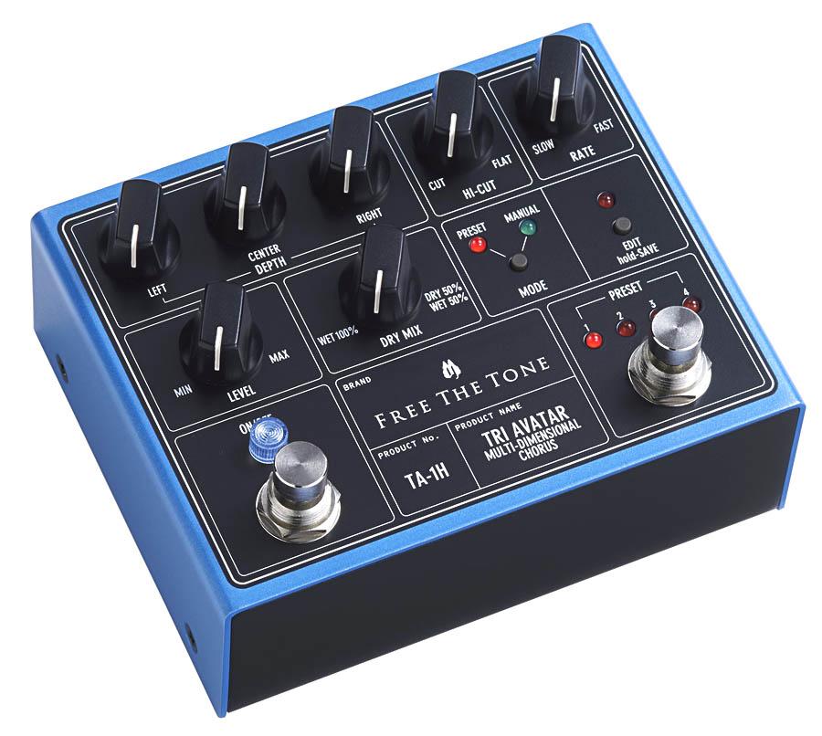 Free the Tone / TRI AVATAR Multi-Dimensional Chorus TA-1H