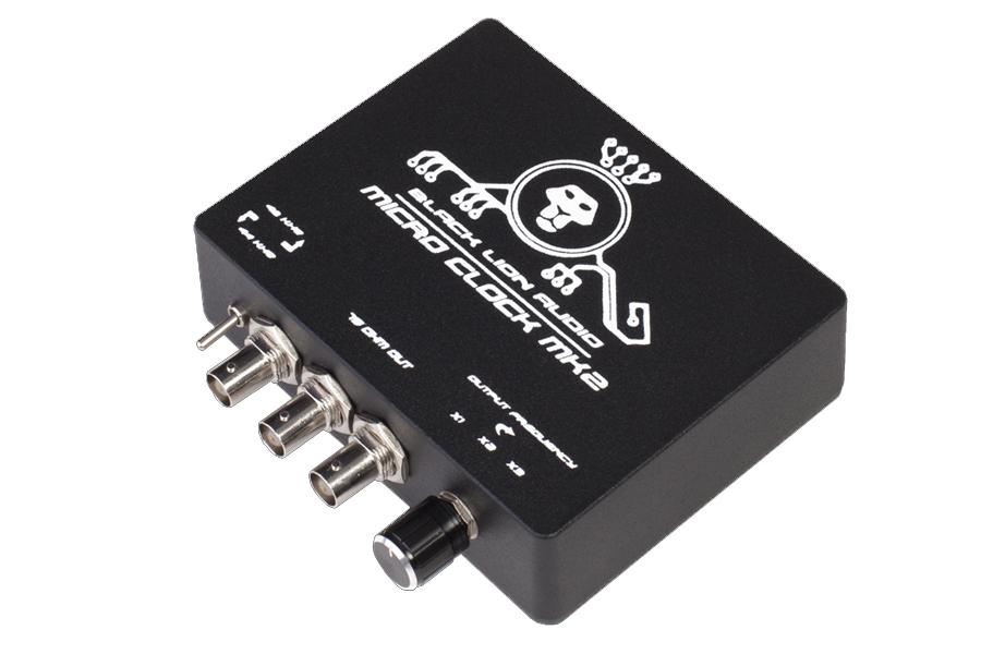 Black Lion Audio ブラックライオンオーディオ / Micro Clock MkII ワード・クロック・ジェネレーター 【お取り寄せ商品】