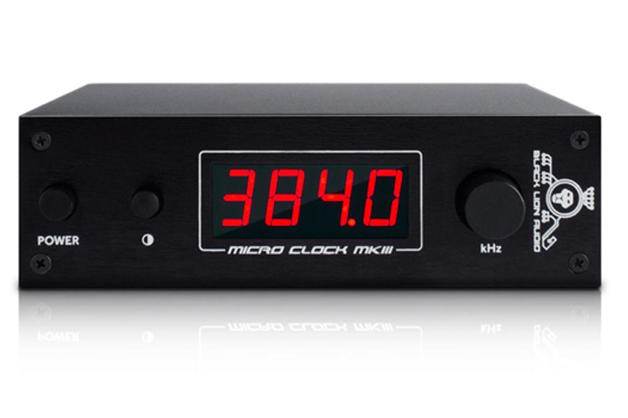 Black Lion Audio ブラックライオンオーディオ / Micro Clock MkIII ワード・クロック・ジェネレーター 【お取り寄せ商品】
