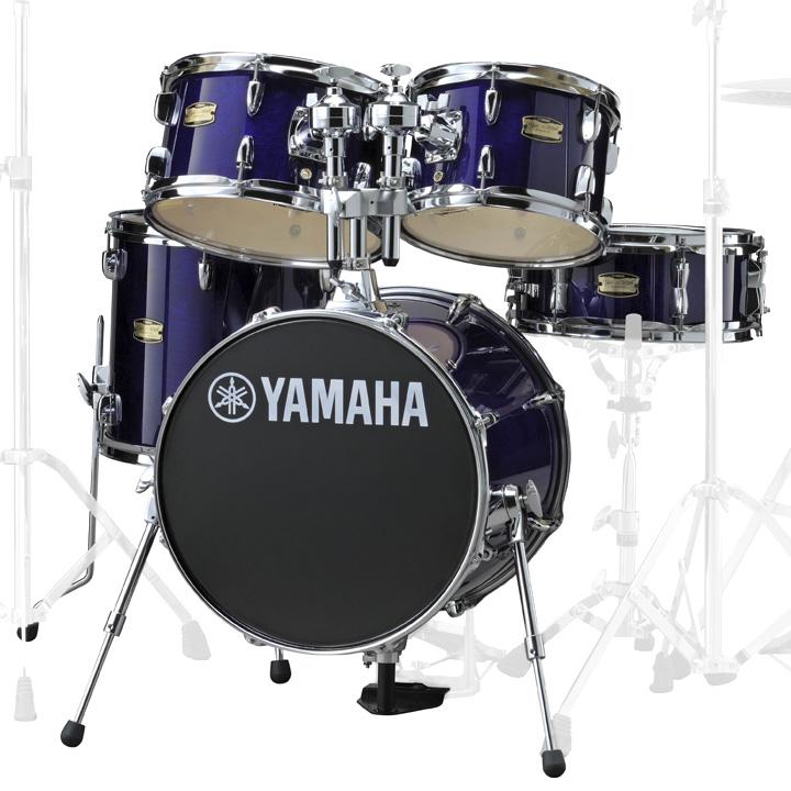 YAMAHA JK6F5DV ヤマハ 16BD コンパクトドラムシェルパック ジュニアキット DPVディープバイオレット【YRK】