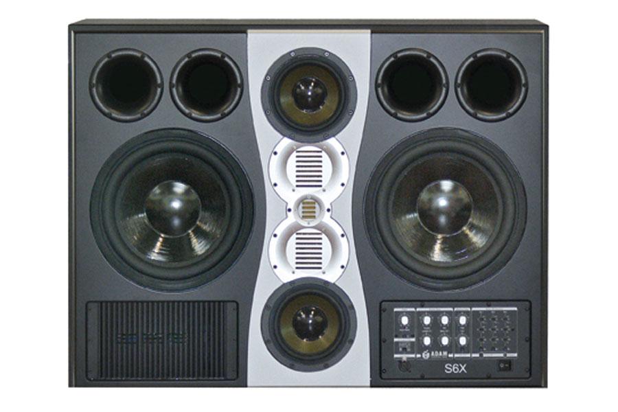 ADAM AUDIO アダムオーディオ / S6X モニタースピーカー(1本)【お取り寄せ商品】