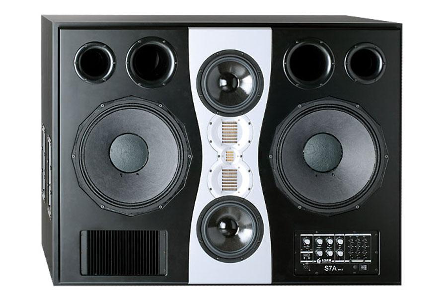ADAM AUDIO アダムオーディオ / S7A Mk2 モニタースピーカー(1本)【お取り寄せ商品】