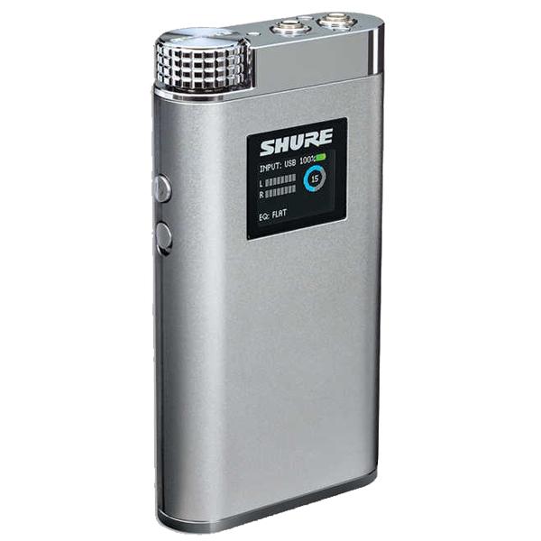 SHURE シュアー / SHA900 ポータブル・リスニング・アンプ【お取り寄せ商品】