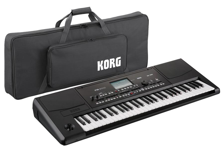 KORG コルグ / PA300 【ケースセット!】アレンジャーキーボード【YRK】《予約注文/11月下旬入荷予定》
