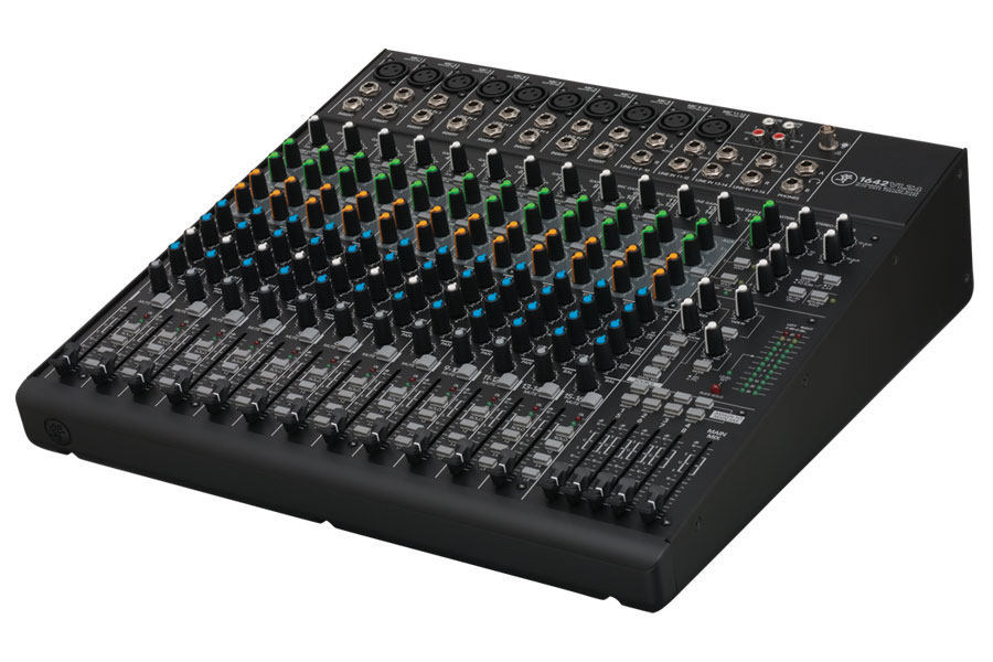 MACKIE マッキー / 1642VLZ4 (アナログミキサー)【お取り寄せ商品】