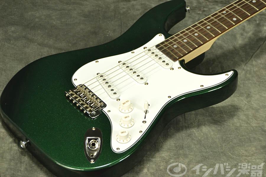 Greco / WS-STD Dark Green Rosewood DKGR/R