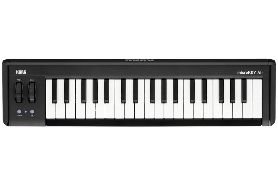 日本最大のブランド KORG コルグ/ MIDIキーボード コルグ microKEY AIR 37鍵盤 MIDIキーボード【WEBSHOP】/【YRK】, 6DEGREES-ONLINE:7cccbbb3 --- pazudorach.xyz