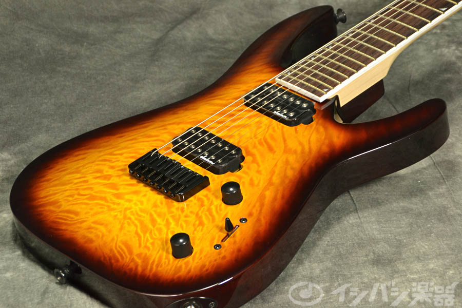 Jackson / JS32-7Q Dinky Tobacco Burst 【お取り寄せ商品/納期別途ご案内】