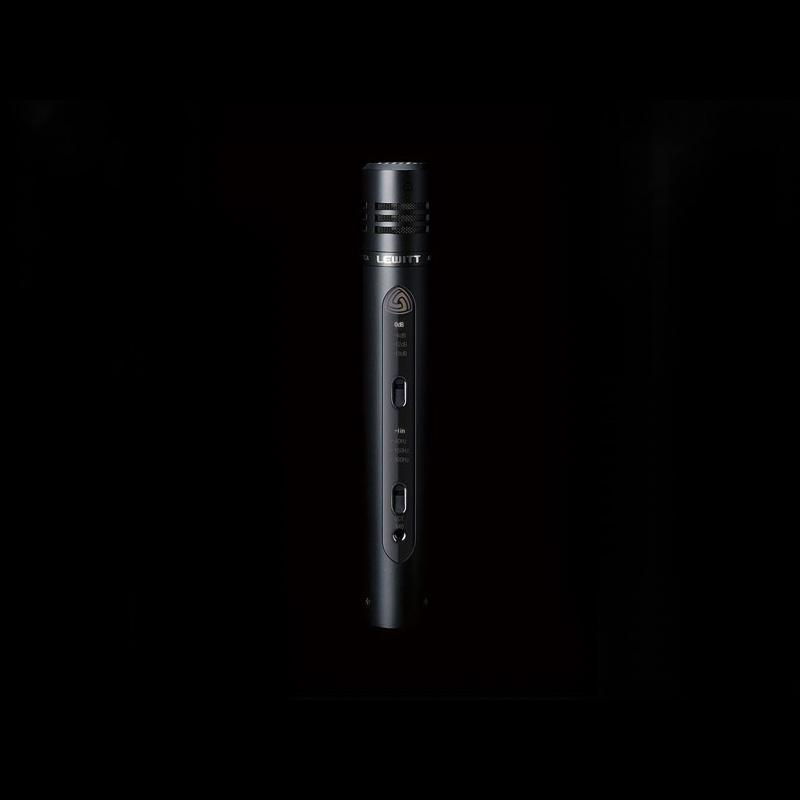 """LEWITT ルウィット / LCT 340 C (カーディオイドのみ) 0.8"""" ペンシルスタイル・コンデンサーマイク【お取り寄せ商品】"""