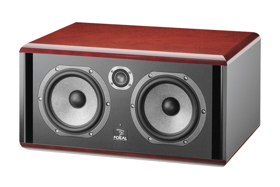 FOCAL フォーカル / Twin 6 Be Red (1本) 3ウェイ・アクティブ・スピーカーシステム 【お取り寄せ商品】
