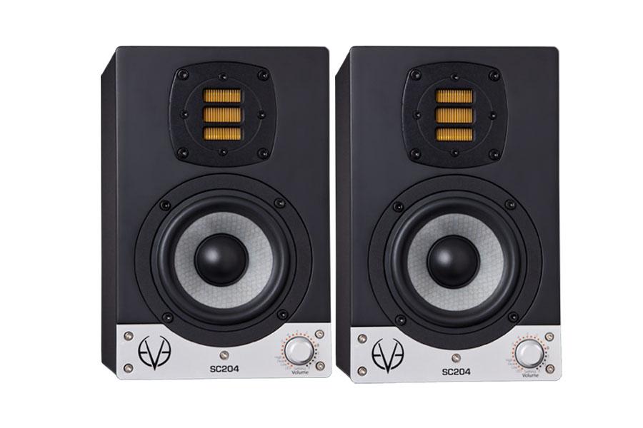 EVE AUDIO イブオーディオ / SC204 (1ペア) アクティブモニタースピーカー【お取り寄せ商品】