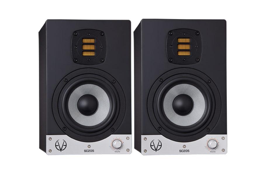 EVE AUDIO イブオーディオ / SC205 (1ペア) アクティブモニタースピーカー【お取り寄せ商品】