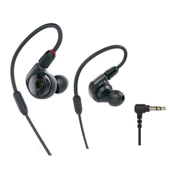 audio-technica オーディオテクニカ / ATH-E40 ダイナミック型 インナーイヤーヘッドホン
