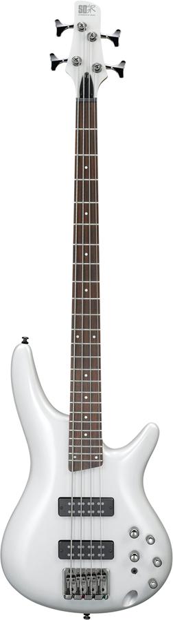 Ibanez / SR300E-PW Pearl White