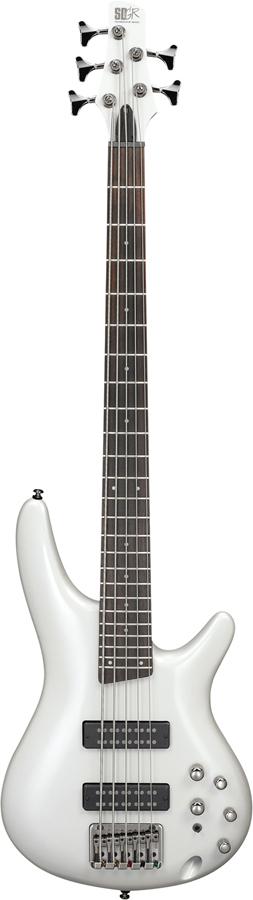 Ibanez / SR305E-PW Pearl White