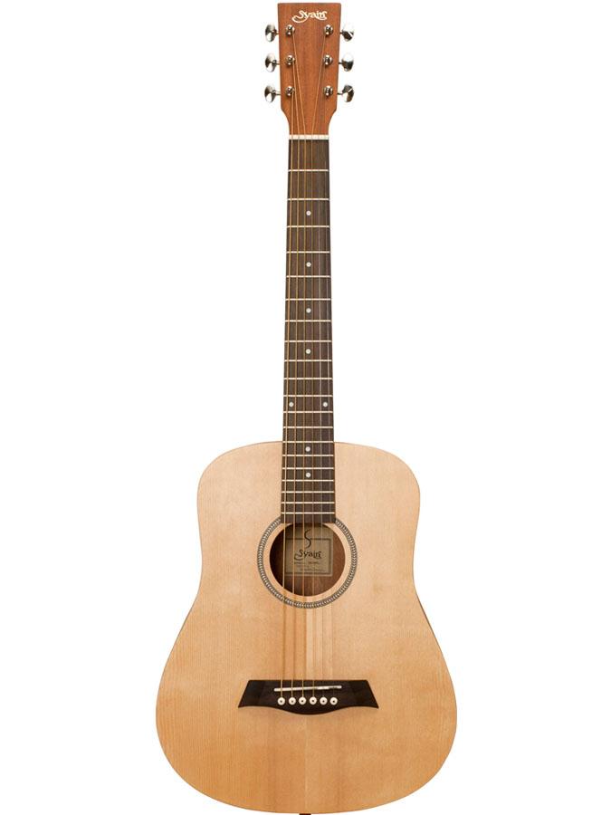 【在庫有り】 S.Yairi / YM-02 NTL (ナチュラル) 【コンパクトアコースティックギター】 ヤイリ アコースティックギター アコギ YM02 ミニギター