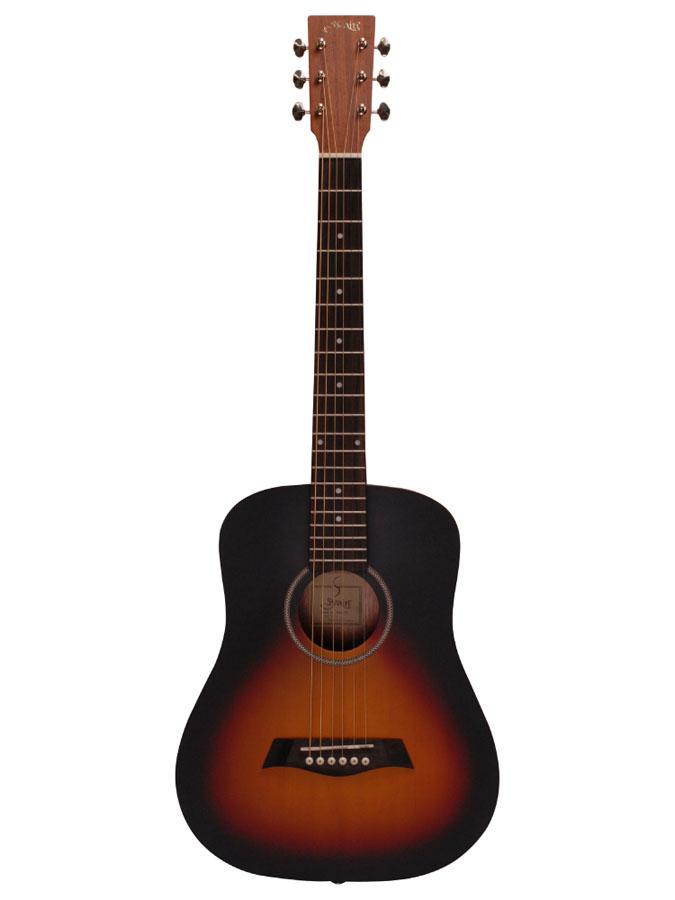 【在庫有り】 S.Yairi YM-02 / VS ヤイリ アコースティックギター アコギ ミニギター YM02 【コンパクトアコースティックギター】