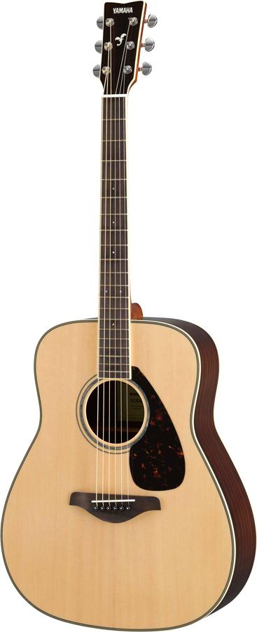 YAMAHA / FG830 NT (ナチュラル) 【詳細画像有】 ヤマハ アコースティックギター アコギ FG-830 入門 初心者 《+811022700》