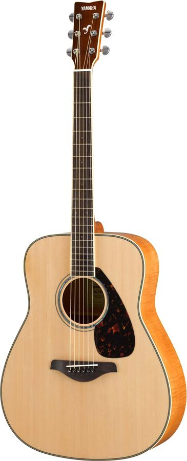 YAMAHA FG840 NT (ナチュラル) ヤマハ アコースティックギター アコギ FG-840 入門 初心者 《+811022700》