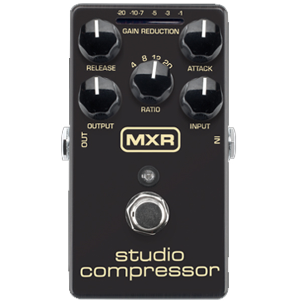 MXR エムエックスアール / M76 STUDIO COMPRESSOR コンプレッサー