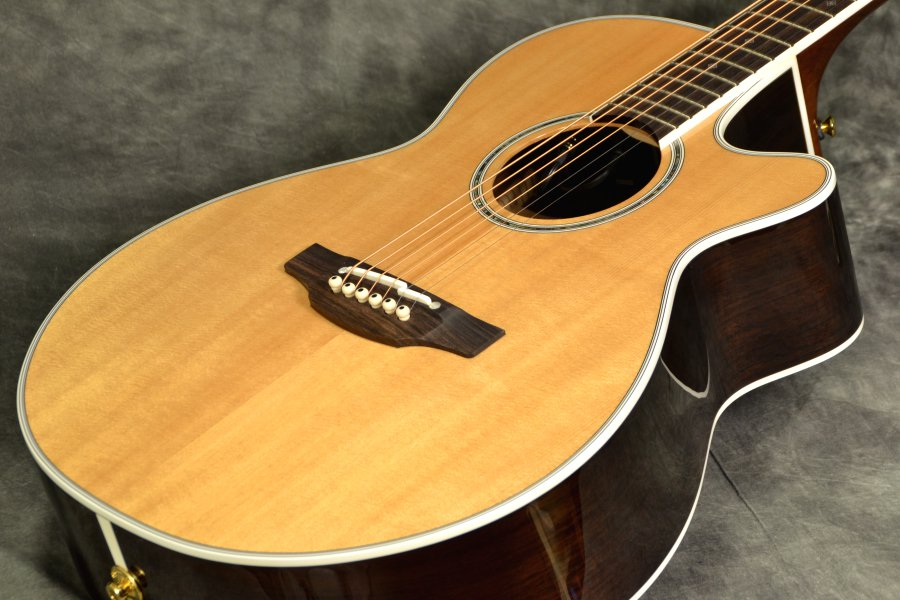 Takamine PTU141C N タカミネ アコースティックギター エレアコ PTU-141C 【ハードケースつき!】【お取り寄せ商品】