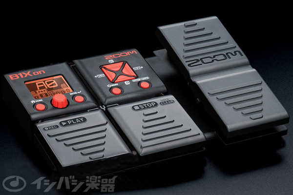 ZOOM / B1Xon Bass Multi-Effects Processor【数量限定特価】