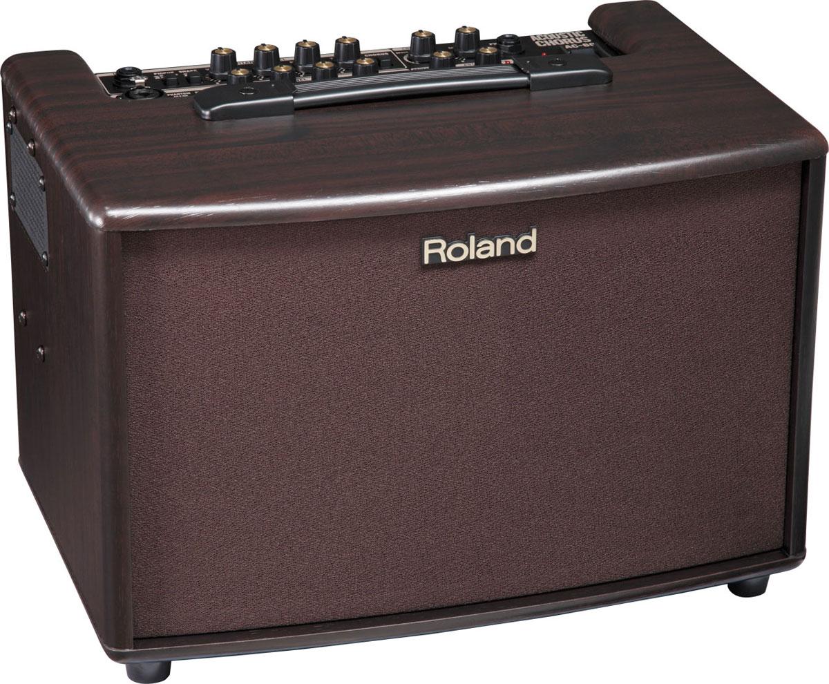 激安特価 Roland Roland ローランド/ AC-60-RW Acoustic Acoustic Chorus【ローズウッド調】【アコースティックギター用アンプ】【30W+30W ステレオ仕様】 ローランド アコギアンプ【YRK】, JOHNBLAZE:323a2a4d --- sukhwaniconstructions.com