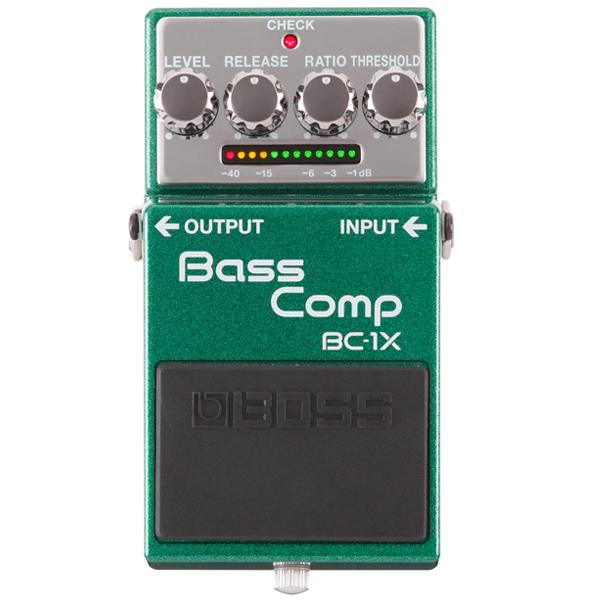 【ご購入特典つき!】【在庫有り】 BOSS / BC-1X Bass Comp ボス エフェクター ベース用コンプレッサー BC1X 【WEBSHOP】【YRK】《/80-set12101/+811182200》