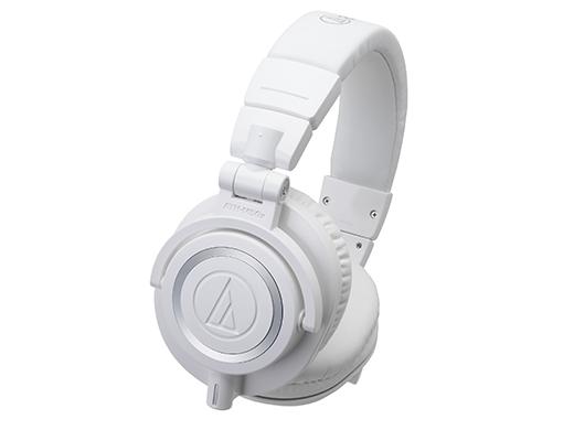 audio-technica オーディオテクニカ / ATH-M50x WH ホワイト ヘッドフォン