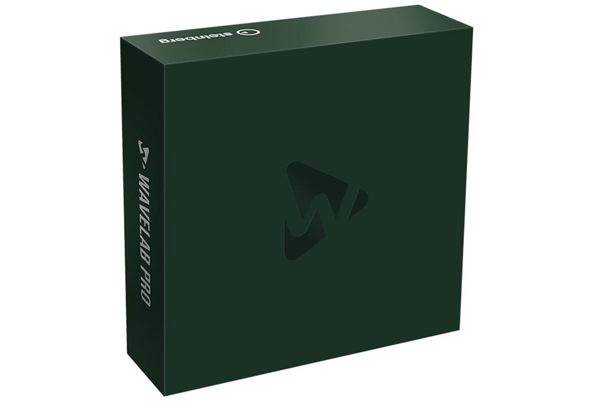 Steinberg スタインバーグ / WaveLab Pro 9/R 通常版 オーディオ編集ソフトウェア