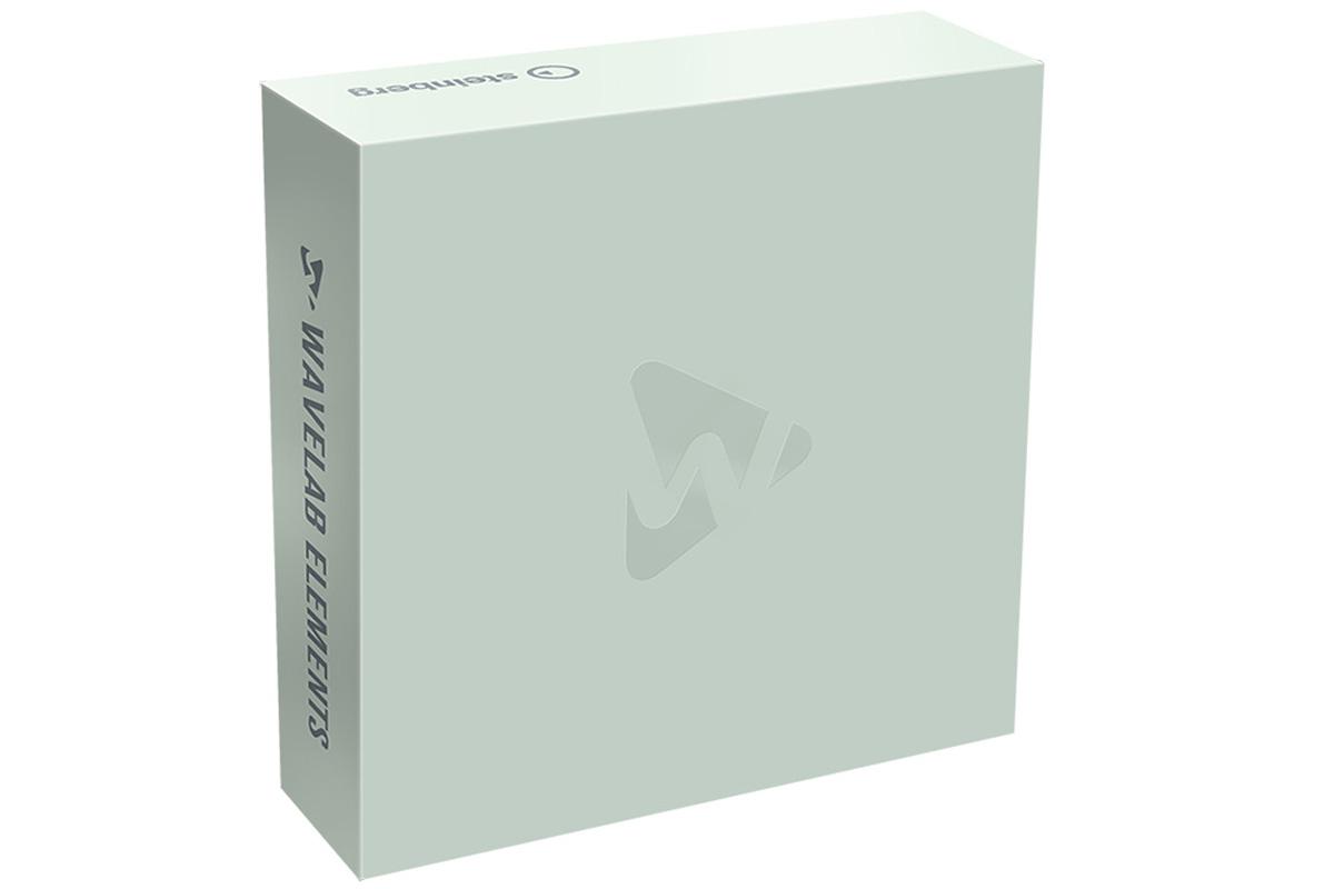 Steinberg スタインバーグ / WaveLab Elements 10/R 通常版 オーディオ編集ソフトウェア