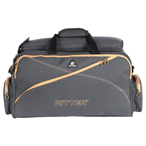 RITTER リッター / RBS7-TTR MGB (Misty grey/Leather brown) トランペット3本用ケース【お取り寄せ商品】《納期未定》