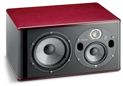 FOCAL フォーカル / Trio 6 Be Red (1本) 3ウェイ/2ウェイ・モニター 【お取り寄せ商品】