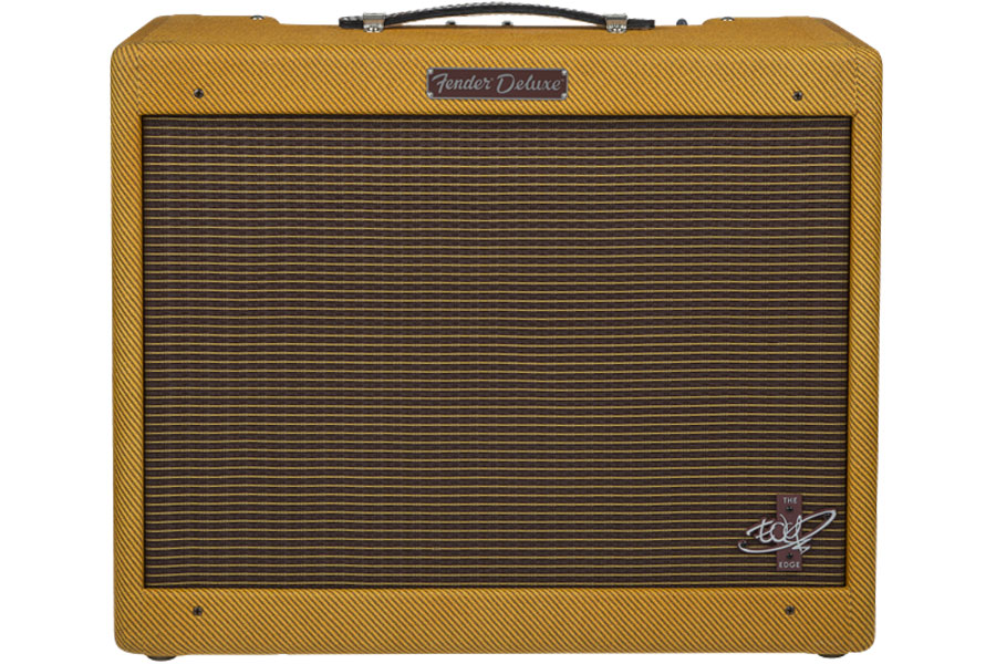Fender / The Edge Deluxe U2 Edge Signature model《予約注文/次回納期未定》【お取り寄せ商品】