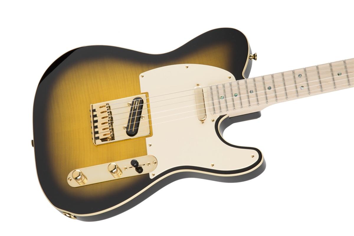 【タイムセール:29日12時まで】Fender Japan Exclusive Richie Kotzen Telecaster Brown Sunburst フェンダー エレキギター【新品特価】【YRK】【未展示在庫有り】《純正チューナーとピック12枚プレゼント!/+811179700》