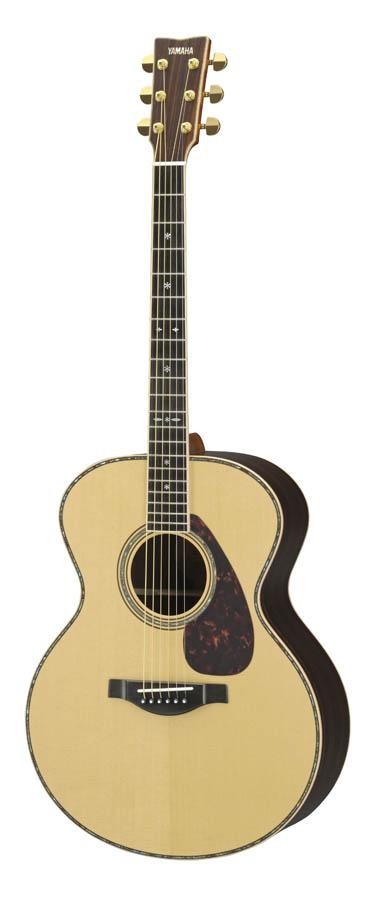 YAMAHA ヤマハ / LJ36 ARE NT ナチュラル【ハードケースつき】【Handcrafted】アコースティックギター【お取り寄せ商品】【YRK】