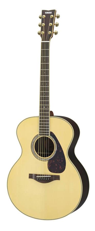【在庫有り】 YAMAHA / LJ6 ARE NT (ナチュラル) 【専用ケースつき】 ヤマハ アコースティックギター フォークギター アコギ LJ-6 LJ6ARE 【YRK】《+811182000》