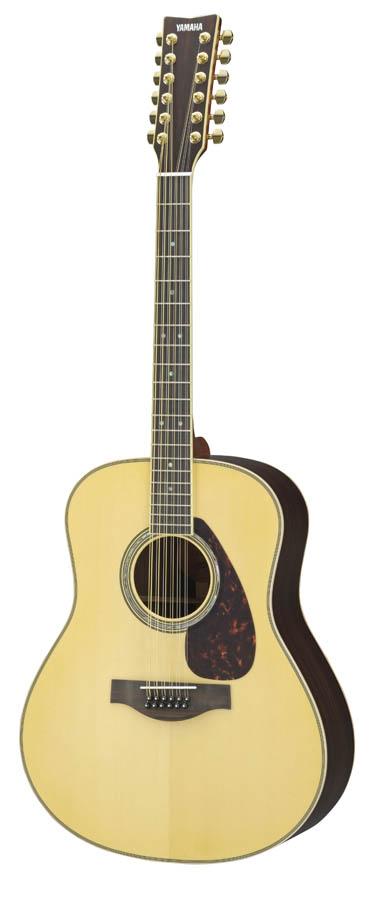【在庫有り】 YAMAHA / LL16-12 ARE Natural (NT)【12弦ギター/専用ケースつき】 ヤマハ アコースティックギター フォークギター アコギ LL1612 【YRK】《+811182000》