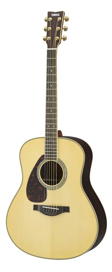 YAMAHA / LL16L ARE NT ナチュラル アコースティックギター Lefty Left Handed 【左利き用/専用ケースつき/長期保証つき】《豪華特典つき!/+80077》