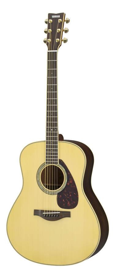 【在庫有り】 YAMAHA / LL6 ARE Natural (NT) 【詳細画像あり】【専用ケースつき】 ヤマハ アコースティックギター アコギ フォークギター LL6ARE LL-6 【YRK】