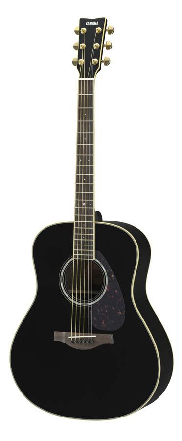 【在庫有り】 YAMAHA / LL6 ARE BL(ブラック) 【専用ケースつき】 ヤマハ アコースティックギター アコギ フォークギター LL6ARE LL-6 【YRK】