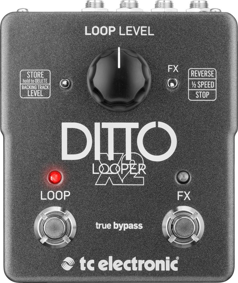 t.c.electronic / Ditto X2 Looper ルーパー