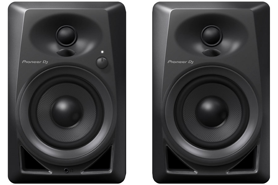 Pioneer DJ パイオニア / DM-40 ACTIVE MONITOR SPEAKER(1ペア)