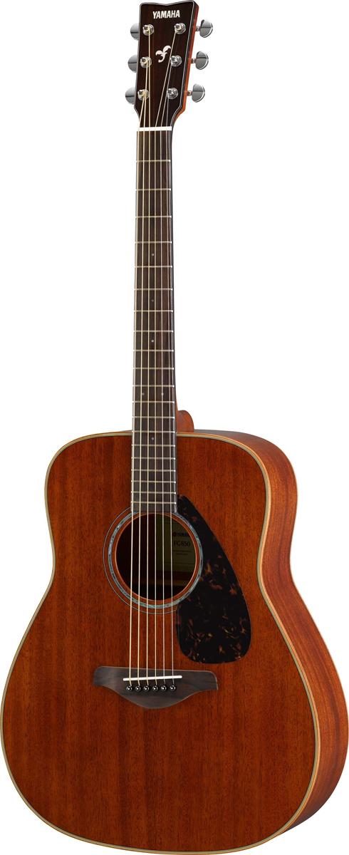 YAMAHA FG850 NT (ナチュラル) 【詳細画像有】 ヤマハ アコースティックギター アコギ FG-850 入門 初心者 《+811022700》【YRK】