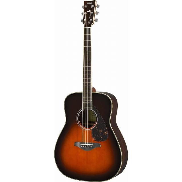 【在庫有り】 YAMAHA / FG830 Tobacco Brown Sunburst (TBS) 【詳細画像有】 ヤマハ アコースティックギター フォークギター アコギ 入門 初心者 FG-830 《+811177100》【YRK】