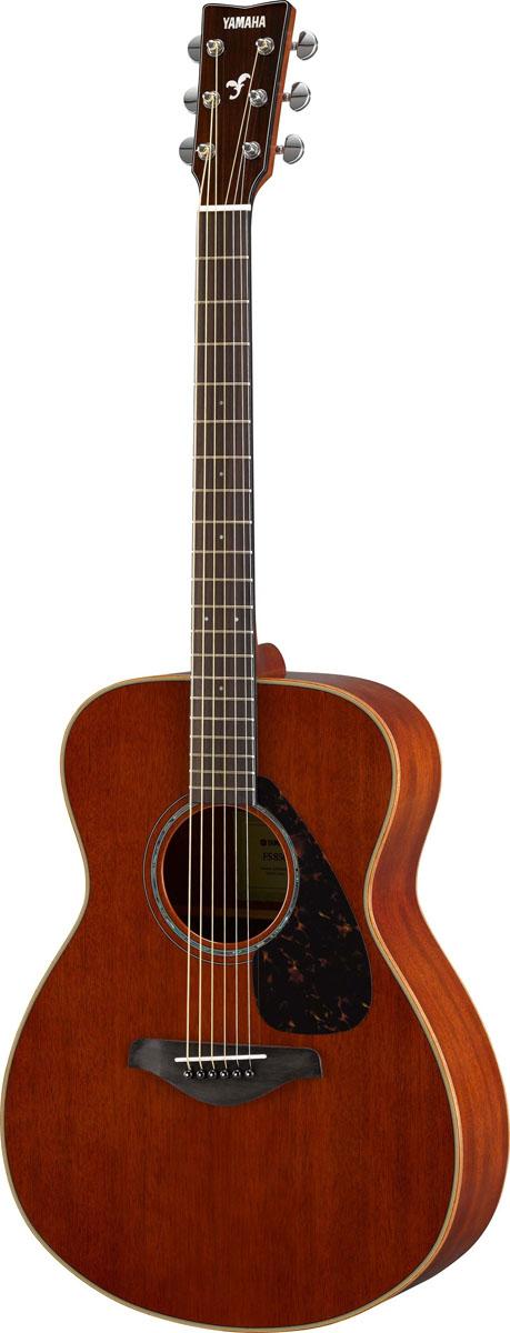 YAMAHA FS850 NT (ナチュラル) 【詳細画像有】 ヤマハ アコースティックギター アコギ FS-850 入門 初心者 《+811022800》