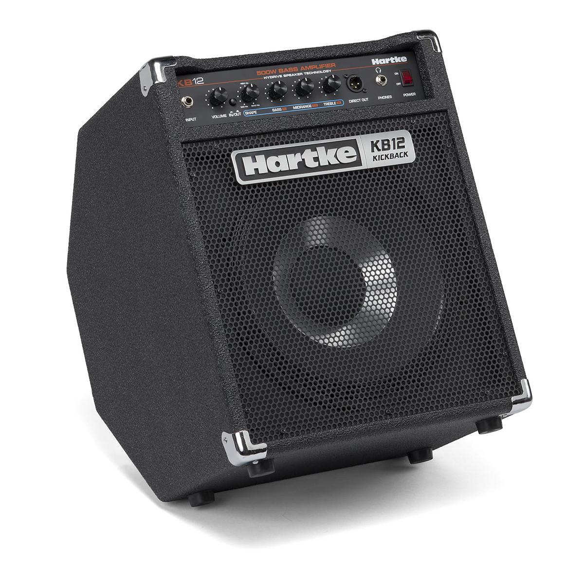 Hartke ハートキー / Kickback 12 Bass Combo(KB12 )ベース・ コンボ【お取り寄せ商品】
