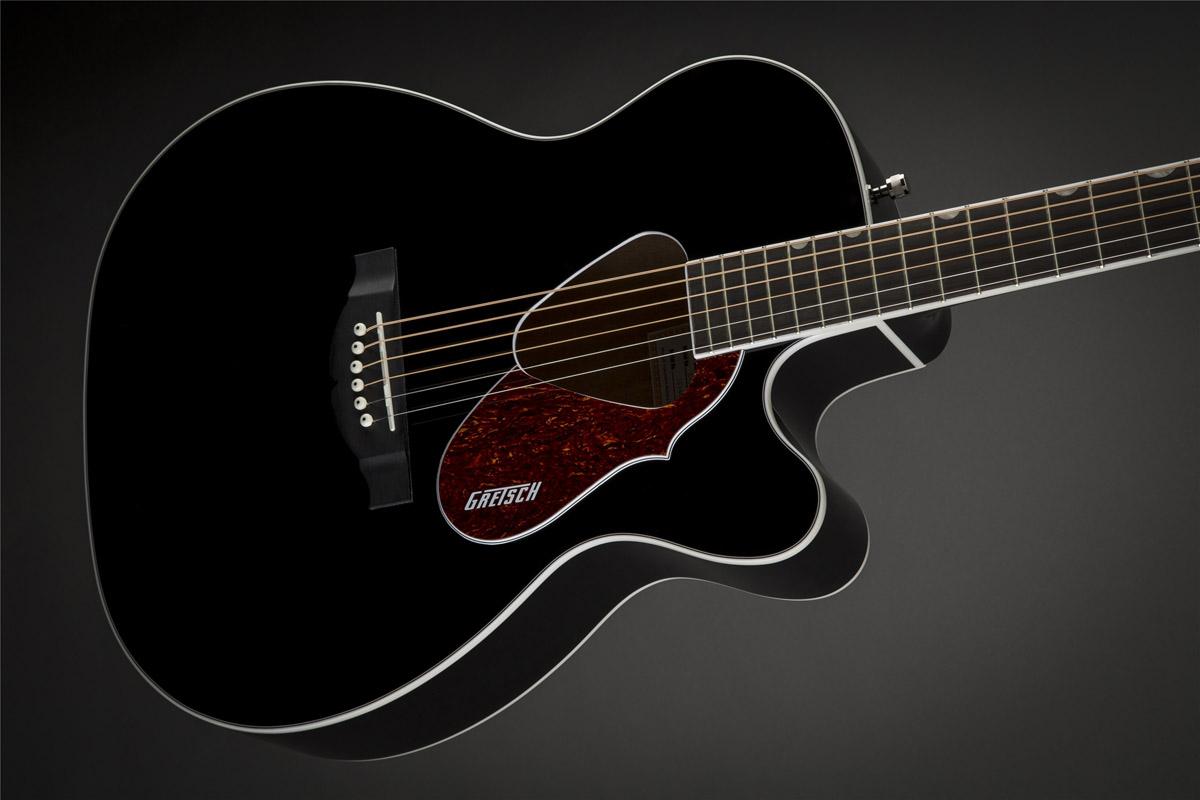 【新品】 Gretsch G5013CE Rancher Jr Black グレッチ アコースティックギター エレアコ G-5013CE 【正規輸入品】【お取り寄せ商品】《予約注文/納期未定》