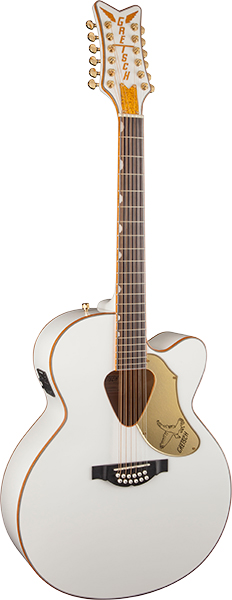 【タイムセール:7月2日12時まで】【新品】 Gretsch G5022CWFE-12 Rancher Falcon Jumbo 12-String Cutaway Electric グレッチ アコースティックギター エレアコ G-5022CWFE 【12弦ギター】【正規輸入品】【お取り寄せ商品】